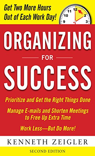 Organizing for Success, Second Edition (English Edition)