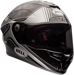 Capacete Bell Helmets Pro Star Tracer Preto Cinza 60