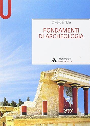 Fondamenti di archeologia