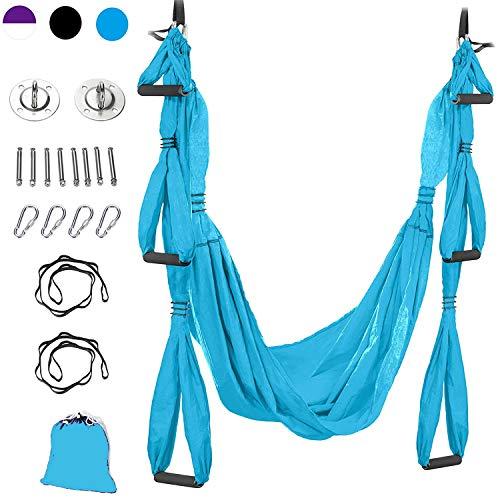 Why Should You Buy SFJRY Aerial Yoga Yoga Hammock Set,Aerial Yoga Hammock Anti-Gravity Flying Swing ...