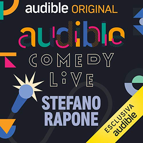 Audible Comedy LIVE #7 copertina