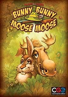 Bunny Bunny Moose Moose Board & Card Games