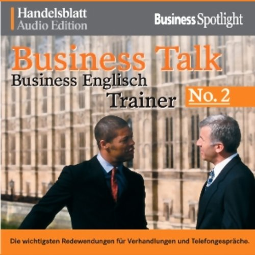 Business Talk English Vol. 2 Titelbild