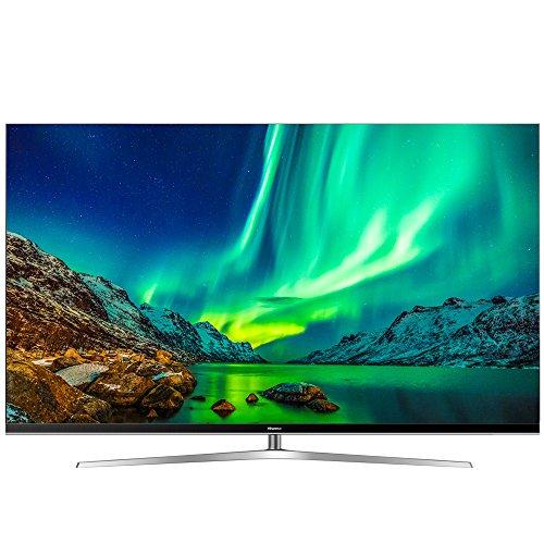 "Hisense H65NU8700 64.5"" 4K Ultra HD Smart TV Wi-Fi Nero, Argento"