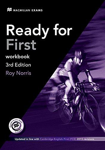 READY FOR FC Wb -Key Pk 3rd Ed [Lingua inglese]