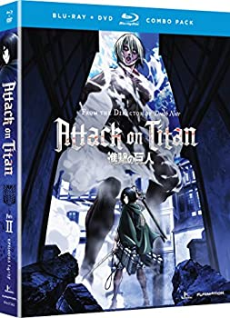 Attack on Titan Part 2  Standard Edition Blu-ray/DVD Combo