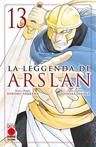 Fumetto La leyenda de Arslan N° 13 – Senki 15 – Planet Manga – Panini Comics – Italiano