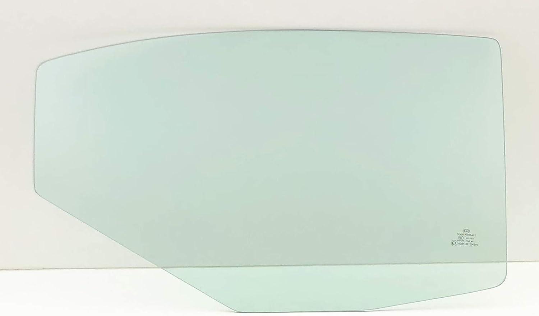 NAGD 予約 Passenger Right Side Rear 結婚祝い Door Compatible Glass Window