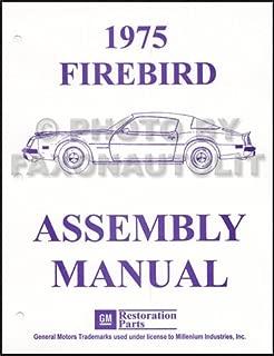 Best 1975 pontiac firebird firebird Reviews