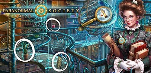 『The Paranormal Society: アイテム探しアドベンチャー』のトップ画像