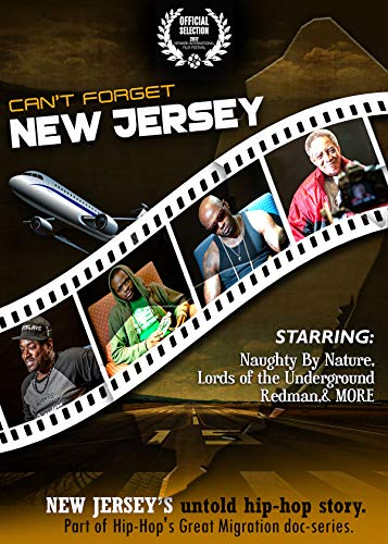 Can't Forget New Jersey