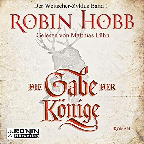 Die Gabe der Könige audiobook cover art