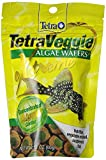 Tetra PRO PlecoWafers 2.12 Ounces, Nutritionally Balanced Vegetarian Fish Food, Concentrated Algae Center, Golds & Yellows, Model Number: 16447