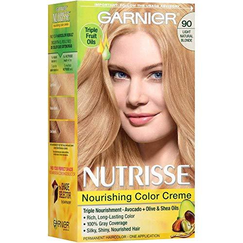 garnier hair dye - 9