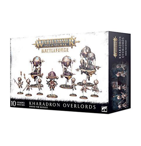Games Workshop Warhammer 40k - Battleforce 2020 Kharadron Overlords : Barak-NAR Skyfleet