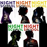 Night School Band 1-5 plus 1 exklusives Postkartenset