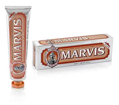 Marvis Dentifricio Ginger Mint, 85 ml