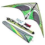 Prism Kite Technology Quantum 2.0 Graphite Dual-line Stunt Kite