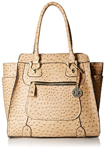 London Fog Women's Knightbridge Tote, Sand