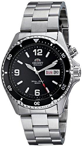 Orient Men's CEM65001B 'Silver Mako'...