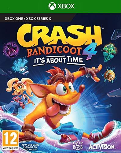 Crash Bandicoot 4 XBOX ONE / XBOX SERIES X