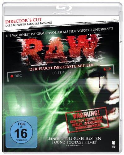 RAW - Der Fluch der Grete Müller (Special Director's Cut) [Blu-ray]