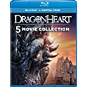 Dragonheart: 5-Movie Collection Blu-ray + Digital
