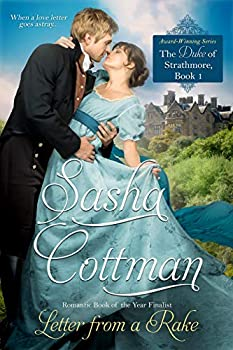 Letter from a Rake by Sasha Cottman - All About Romance