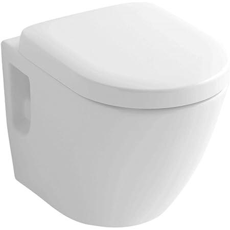 WC multifunzione BERNSTEIN PRO Placca di comando:Placca di comando 4111 satinato 1104 offerta speciale 26 e sistema di installazione a parete G3004A con placca di comando