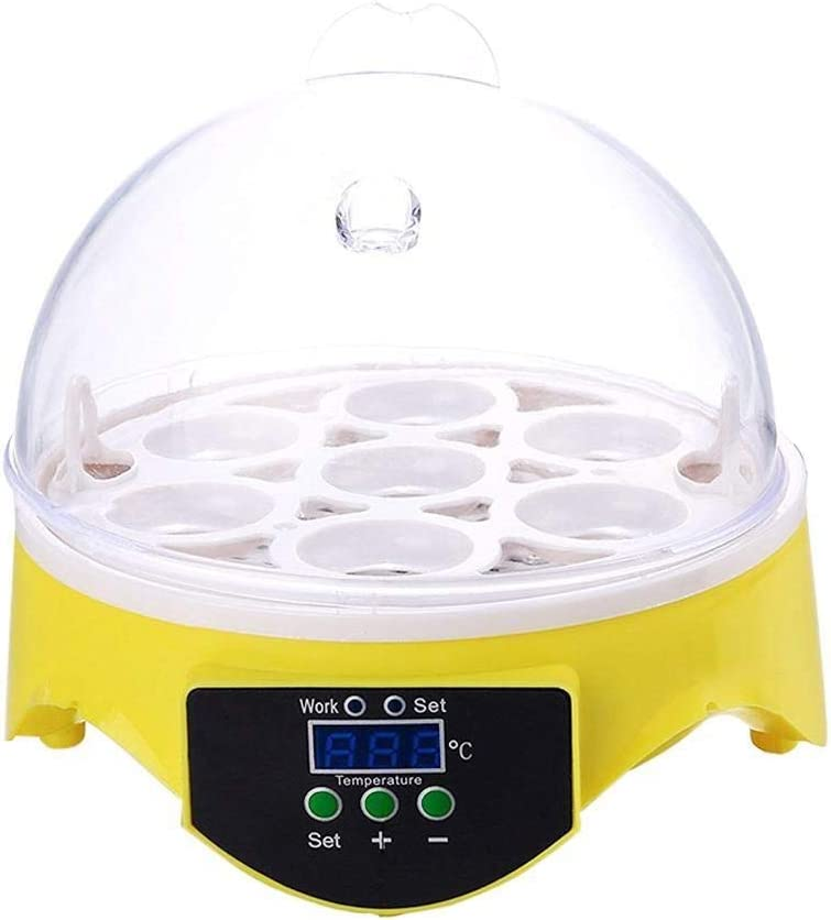 JF-XUAN FJZ Mini 7 Egg Free shipping on posting reviews Incubator New arrival Digit Poultry Brooder