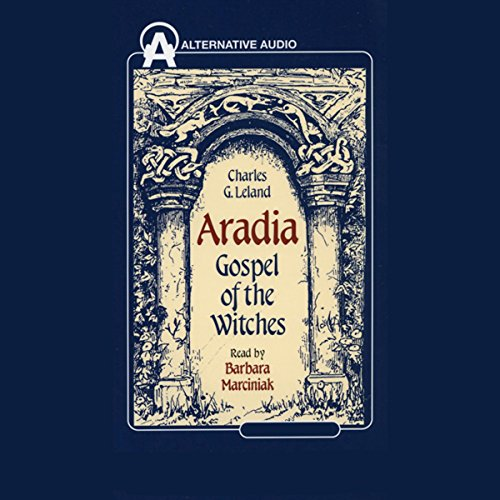 Aradia audiobook cover art