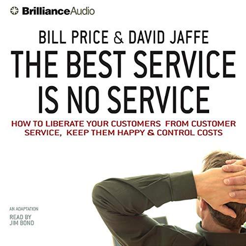 The Best Service Is No Service Titelbild