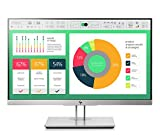 HP 27 inch (68.58 cm) Ultra-Thin Edge to Edge LED Backlit Computer Monitor - Full HD, IPS Panel with VGA, HDMI Ports - HP 27es Display - T3M87AA (Silver)