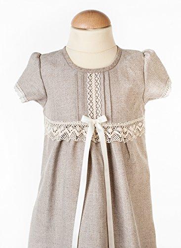 Grace of Sweden - Costume de baptême - Bébé (garçon) 0 à 24 mois no bow 80/86, 11-18 month, chest 20,5 in.