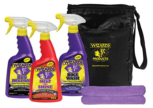Wizards Kits (Motorcycle Quick Kit (5 pc))