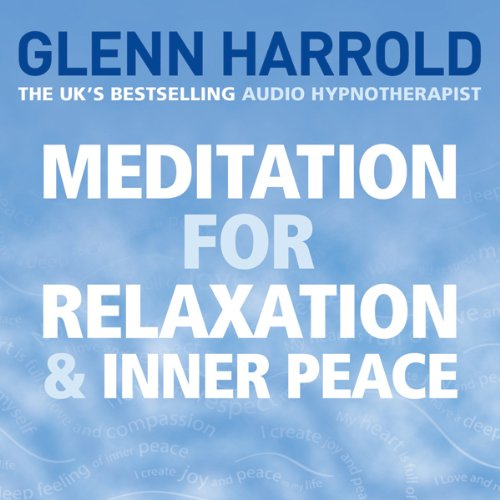 Meditation for Relaxation and Inner Peace audiobook cover art