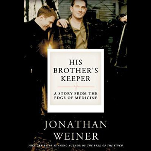 His Brother's Keeper audiobook cover art