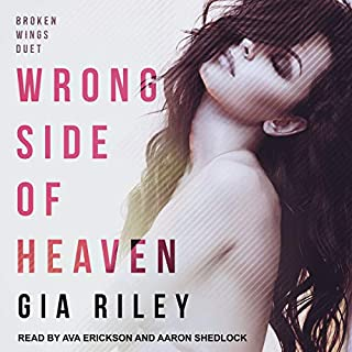 Wrong Side of Heaven audiobook cover art
