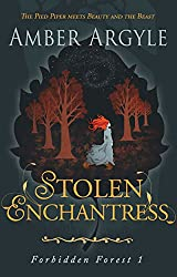 Stolen Enchantress by Amber Argyle, ebook deals