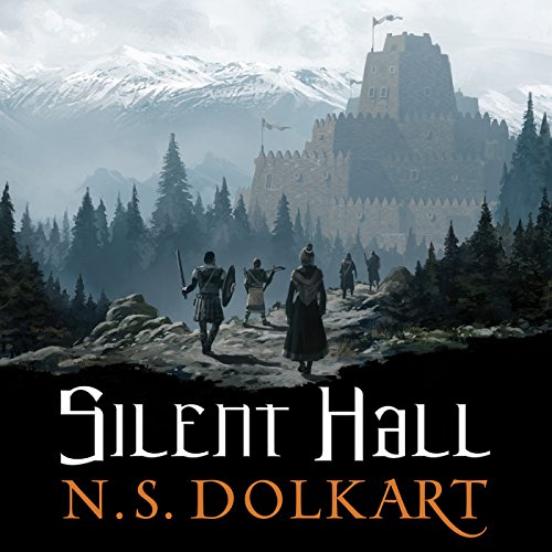 Silent Hall audiobook cover art