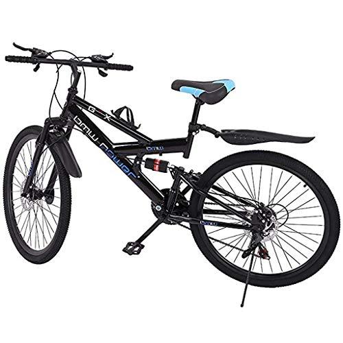 Bicicleta de montaña Kashyk de 26 pulgadas, luz de biciclet