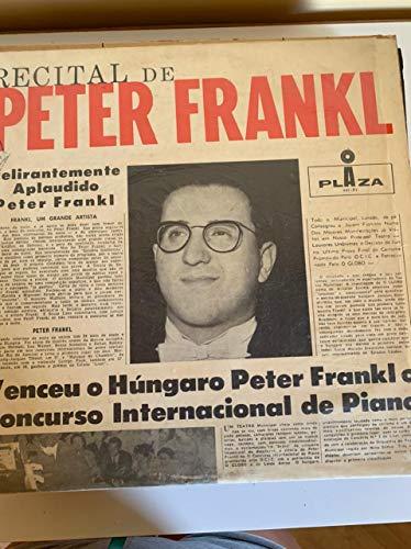 Recital de Peter Frankl [disco de vinil]
