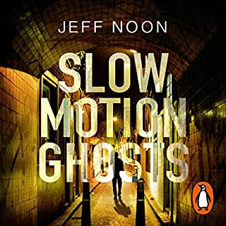 Slow Motion Ghosts audiobook cover art