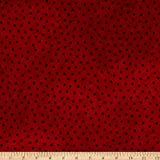 Maywood Studio 0677614 Woolies Flannel Polka Dots Fabric