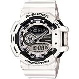 [カシオ] 腕時計 ジーショック G-SHOCK GA-400-7AJF ホワイト