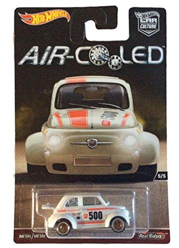 Hot Wheels 1:64 Scale Air-Cooled Car Culture 60's Fiat 500D Modificado 5/5