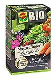 COMPO BIO Naturdünger mit Guano für alle Gartenpflanzen, 1 kg