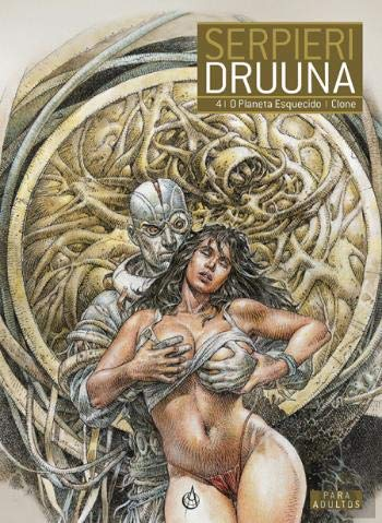 Druuna 4 - o Planeta Esquecido   Clone