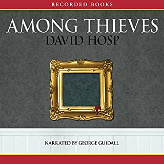 Among Thieves audiobook cover art