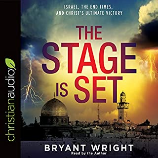 The Stage Is Set audiobook cover art